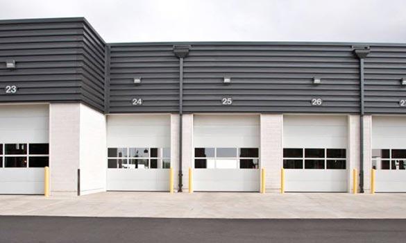 Beautiful Sectional Steel Doors